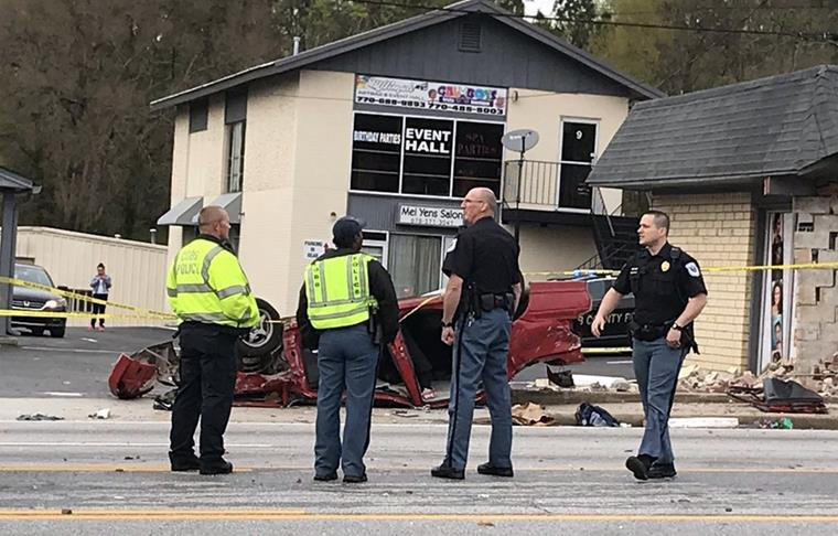 Lithia man killed in Cobb County crash | Douglas County Sentinel